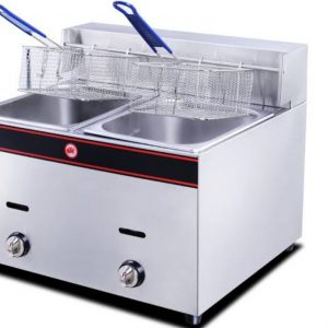 GAS DEEP FRYER 12L
