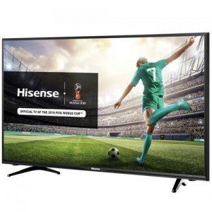 Hisense 32 Inch HD LED TV With inbuilt Free to Air Decoder - Black