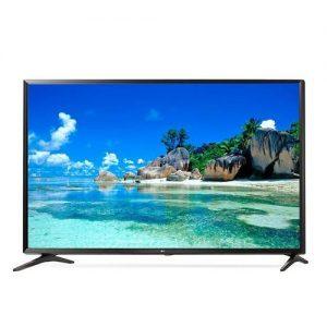 "Sayona 24"" TV, Free to Air Channels, USB & HDMI Ports - Black"