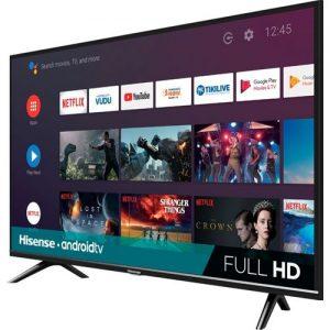 Hisense 40 Android Smart TV - Black