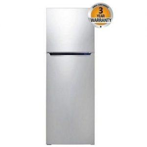 Hisense 220Litres Double Door Refrigerator - Silver