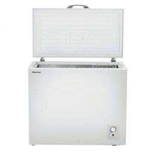 Hisense 260L Chest Freezer-Silver