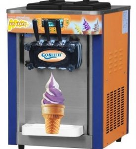 ICE CREAM MACHINE ( SOFT) 2