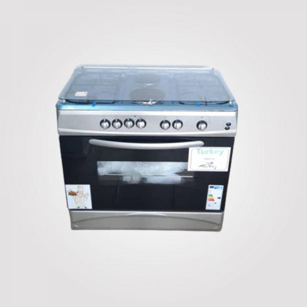 besto cooker 90x60cm 4×2