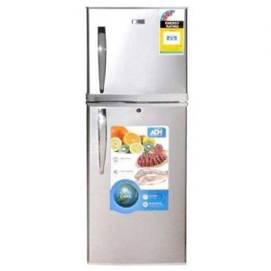 ADH 175 Litres Top Freezer Double Door Refrigerator - Silver