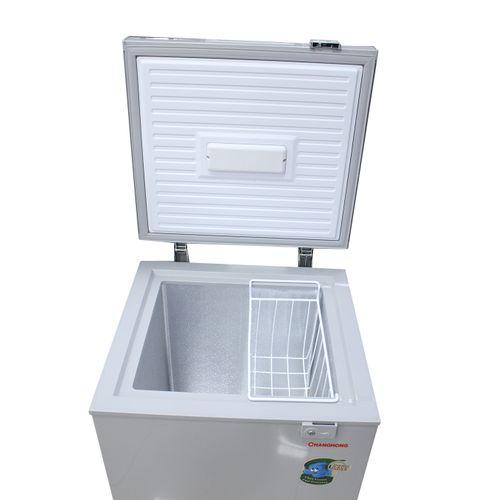 Changhong 150 Liters - Deep Freezer - Silver