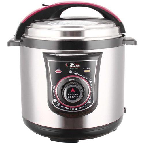EM-MPC-1048 Machanical Pressure Cooker 7.0L 1800 watts -Black