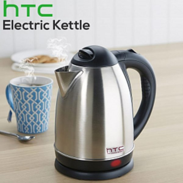 HTC 2.0 Litre Stainless Steel Body Electric Kettle