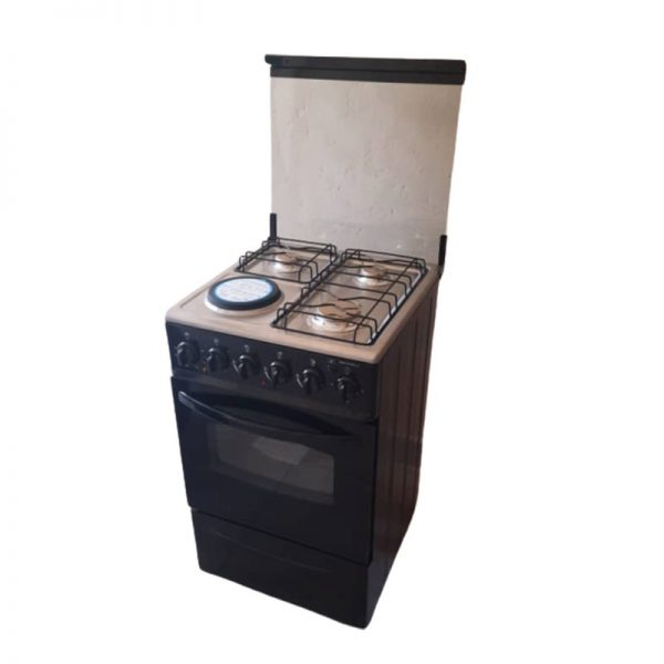 globalstar oven- general 3 gas + 1 electric /