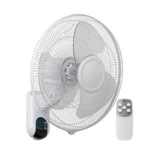 Lucid Wall Fan With Remote 16 Inches