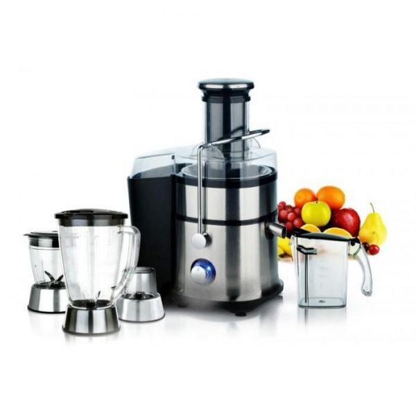 Sayona 4 in 1 Multifunction Juice Extractor Juicer Blender