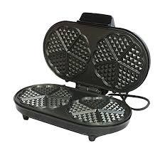 Saachi NL-WM-1551 Double Waffle Maker