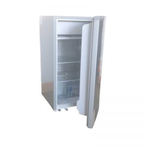 Ice cool 95Litres single door silver