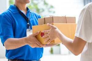 delivery services at crown japan katwe