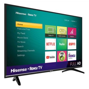hisence smart tv 40 inch