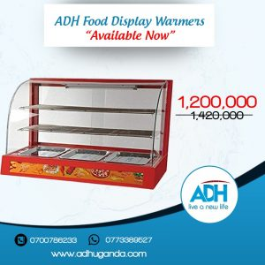 Hot Display Showcase - Food Display Warmer for Commercial