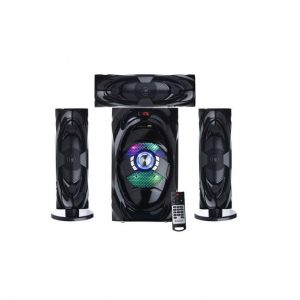 Globalstar Home Speaker Professional System GS-B20- 3.1 Channel Hifi Enabled 2000W – Black