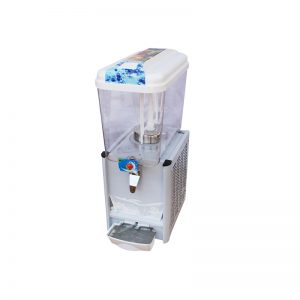 ADH LSJ 18 Liter 1 Tap Juice Dispenser-White