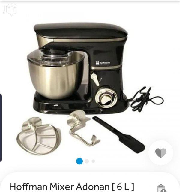 Hoffmann S 6L Stand Mixer