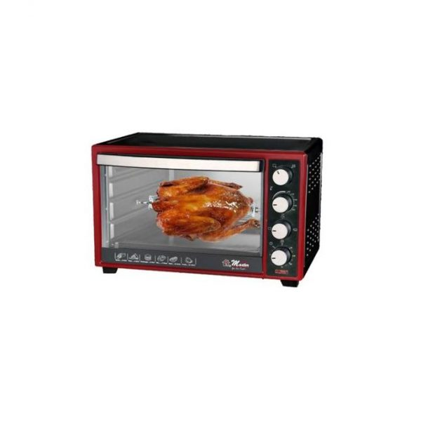 Electro Master EM-EO-1143-35R Table Top Electric Oven, 35Ltrs - Black