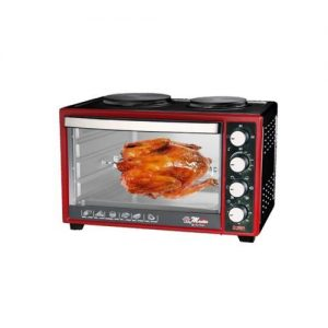 Electro Master EM-EO-1146 - 60HPR 60L Oven With Hot Plate & Rotisserie