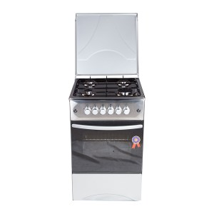 Ferre cooker F5C40G2 – X2IC 50 by 50 cm full gas Stainless steel