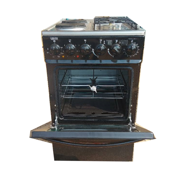 Globalstar 2gas Burners + 2 Electric Plates+ Electric Oven
