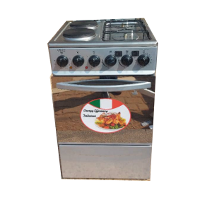 Globalstar General Two Gas + Two Electric Oven
