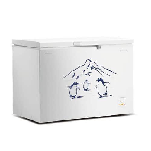 Hisense 330L Chest Freezer