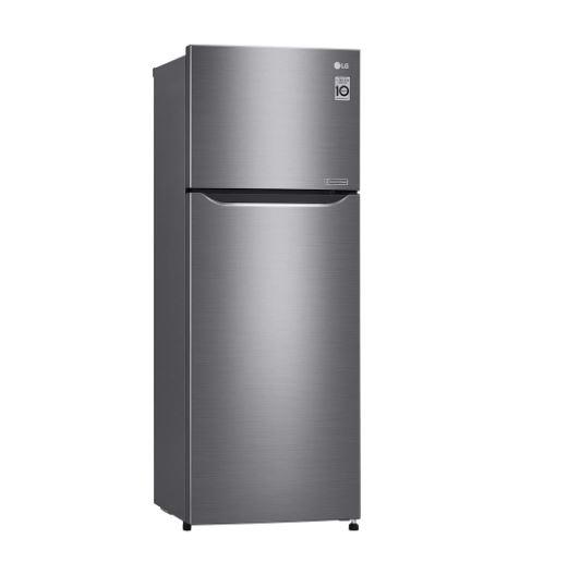LG 225 Litres Double Door Refrigerator - GN-C262SLBN