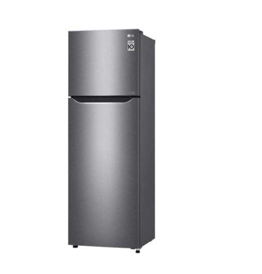 LG GN-B272SQCB 272L Top Mount Double Door Refrigerator