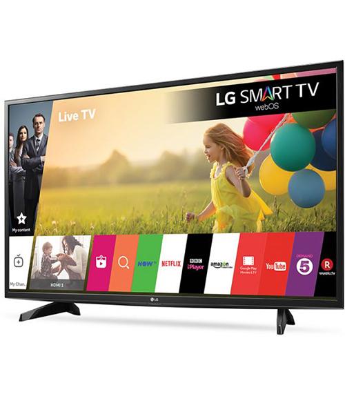 LG 32-Inch Smart LED Digital TV