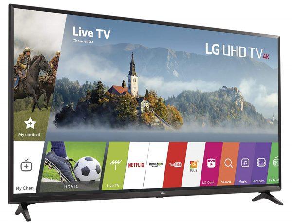 LG 43 Inch Smart UHD 4K TV