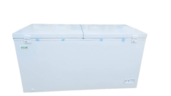 Vyom 600L Chest Freezer - White