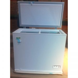 VYOM 260Litres Chest Freezer – Silver