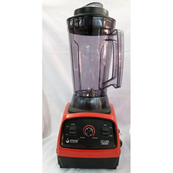 OTOJIA COMMERCIAL PROFESSIONAL UNBREAKABLE BLENDER