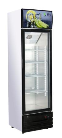 spj display fridge 430